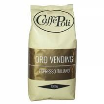 Кава в зернах Caffe Poli Oro Vending, 1кг