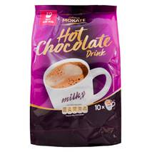Молочний Шоколад з магнієм Mokate Caffetteria Milk Chocolate, 18г*10шт