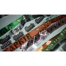 Тканевый браслет сатин ширина 15 мм купить оптом