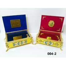 Ковчег для частиц святых мощей 1-2-3-4-6-12  частиц, 20×28 см ПОЛУГРОБИК
