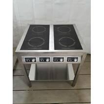 Плита индукционная ПИН-4-800Х700-П-14.0