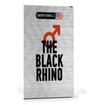 The Black Rhino - Капсулы для восстановления потенции (Блэк Рино) #E/N