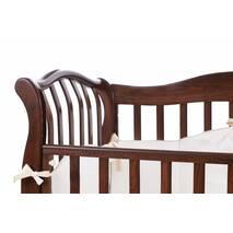 Ліжко дитяче Соня ЛД19 без колiс, на нiжках (горix)