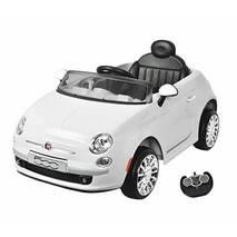 Электромобиль Fiat (Z651R) - WHITE (Белый)
