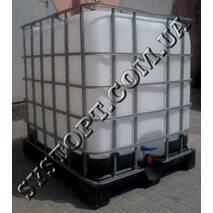 Єврокуб (кубова ємність, контейнер 1000 л)