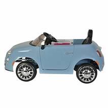 Электромобиль Fiat (Z651R) - BLUE (Синий)