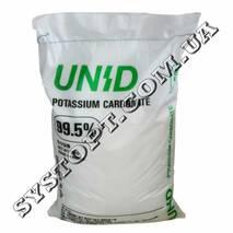 Поташ (карбонат калію, калій вуглекислий)