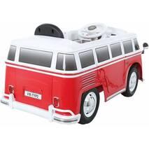 Микроавтобус Rollplay VW bus T2 12v, RC (цвет - red)