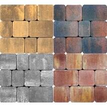 Тротуарная плитка колормикс Антическая