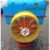 Опрыскиватель садовый вентиляторный (Польша) на 600 литров