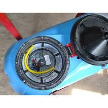 Опрыскиватель навесной Wirax 200 л./6м.
