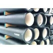 Трубы чугунные напорные ВЧШГ 300х6000