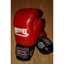 Рукавички бокс ReYVeL ФБУ шкіра 12 унцій. Україна