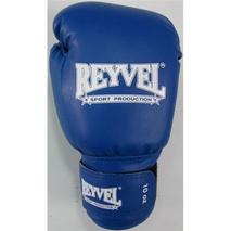 Рукавички бокс ReYVeL шкіра 12 унцій. Україна