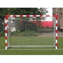 Ворота мини-футбольные 3х2 м / гандбольные, не разборные с полосами