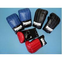 Рукавички (биточки) Boxer тренувальні шкіра. Україна (M,L,XL)