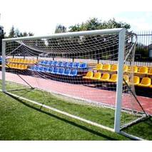 Ворота футбольные разборные «Юниор» алюминиевые