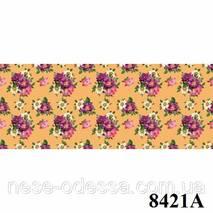 Клеенка (8421A) силиконовая, без основы, рулон. Китай. 1,37м/30м