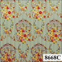 Клеенка (8668A) силиконовая, без основы, рулон. Китай. 1,37м/30м