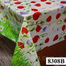 Клеенка (8308A) силиконовая, без основы, рулон. Китай. 1,37м/30м 8308B