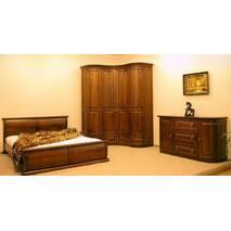Класична спальня Омега з масиву дерева від українського виробника.