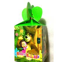 Коробка - цукерка подарункова Маша