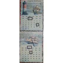 Календар 35х24