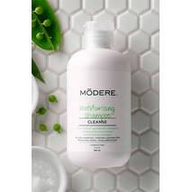 Зволожуючий шампунь для сухого та фарбованого волосся Modere, 350 мл