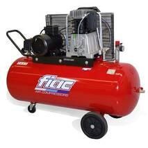 Компрессор FIAC AB 300-858 ТС (830л/хв.; 380В; ресивер 270л)
