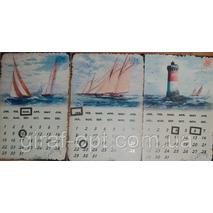 Календарь 35х24 (микс)