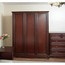 Шкаф деревянный Венеция