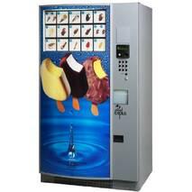 Вендинговый аппарат для автоматической продажи фасованного мороженого IcePlus