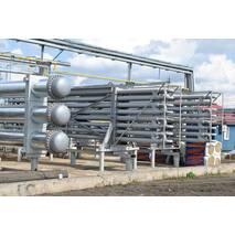 Теплообмінні апарати типу ТТОР купити в Одесі