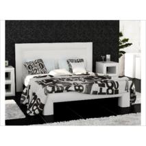 Деревянная кровать Магия чисел  в стиле модерн