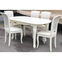 Деревянный раскладной стол Карузо