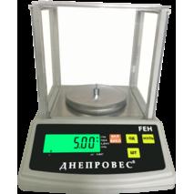 Весы лабораторные Днепровес FEH 1000