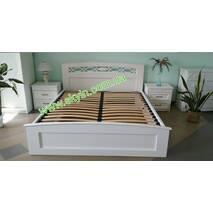 Деревянная кровать Верона с подъемным механизмом