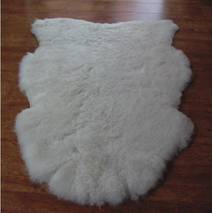 Овечья шкура, шкура овцы (короткошерстная, стриженная)