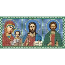 """Триптих """"Молитва о помощи в торговле"""""""