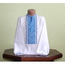 Рубашка вышитая для мальчика. ручная работа.