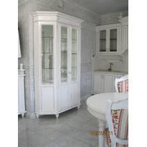 Деревянная мебель для кухни и столовой в стиле Прованс