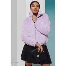 Жіноча хутряна куртка