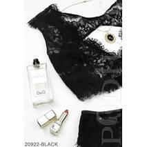 Женский комплект нижнего белья Alice (BLACK)