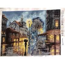 """БКС403 """"Дощ у нічному місті"""""""