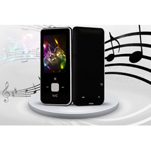 HiFi MP4-плеер ONN Q9 белый Поддержка fm Радио TF карты MP4 видео