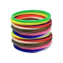ABS пластик для 3D ручки по 10 метров . Диаметр 1,75 мм. Разные цвета!