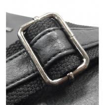 Удобная мужская сумка Cavaldi Польша (черный)