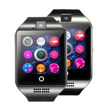 Смарт Часы Smart Watch Phone Q18 серебро