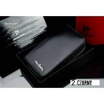 Кошелек Pierre Cardin натуральная кожа (черный)