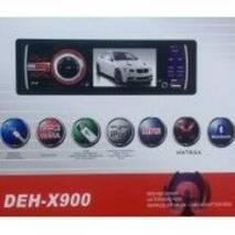 Автомагнітола MP5 DEH - X900 LCD